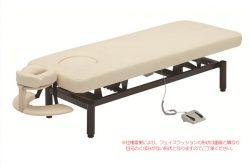 FV-223 ネチュラElectric Flat Memory(エレクトリックフラットメモリー)  電動フラットW70(アイボリー) 枕3点セット付き