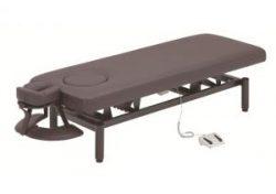 FV-223 ネチュラElectric Flat Memory(エレクトリックフラットメモリー)  電動フラットW70(ブラウン) 枕3点セット付き
